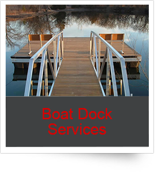 Boat Dock Services
